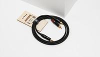 SHNOOR MJ2RCA-1,5m Y-кабель миниджек - 2 RCA с литым копусом и позолоченными контактами, 1,5 м