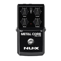NUX METAL CORE DELUXE - педаль эффектов distortion