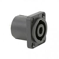 SHNOOR SL4MD 4–контактный панельный разъем размера D Speakon