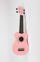 MARTIN ROMAS 21PK укулеле розовая с чехлом, сопрано