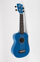 MARTIN ROMAS 21BL синяя укулеле с чехлом, сопрано