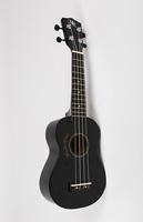 MARTIN ROMAS 21BK черная укулеле с чехлом, сопрано