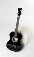 "MARTIN ROMAS JR-M38 BK 38"" Гитара тип «FOLK» с металлическими струнами"
