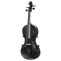 ANTONIO LAVAZZA VL-20 BK Скрипка размер 4/4, цвет - ЧЁРНЫЙ металлик