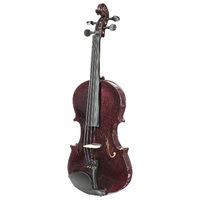 ANTONIO LAVAZZA VL-20 DRW Скрипка  размер 4/4, цвет - ВИШНЁВЫЙ металлик