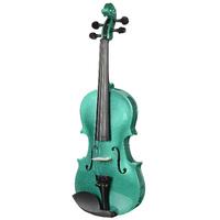 ANTONIO LAVAZZA VL-20 GR Скрипка размер 1/2, цвет - ЗЕЛЁНЫЙ металлик