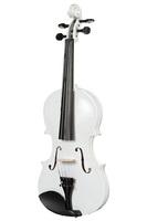 ANTONIO LAVAZZA VL-20 WH Скрипка размер 3/4, цвет - БЕЛЫЙ металлик