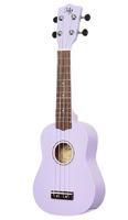 MARTIN ROMAS 21PL фиолетовая укулеле с чехлом, сопрано