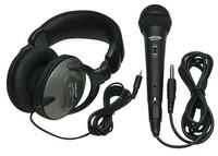 Tascam Starter Pack комплект: динамический микрофон + наушники