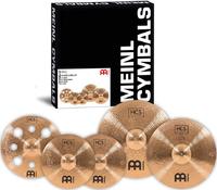 """Meinl HCSB14161820 HCS Bronze Expanded Комплект тарелок 14""""/16""""/18""""/20"""""""