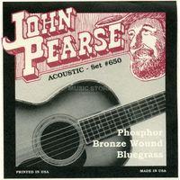 John Pearse 650LM струны для акустической гитары