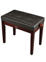 DEKKO JR-40 BR Банкетка для пианино или рояля деревянная, цвет - КОРИЧНЕВЫЙ