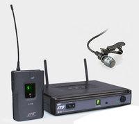 JTS E-7R/E-7TB+CM-501 Радиосистема одноканальная с поясным передатчиком и петличным микрофоном