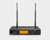 JTS RU-8012DB/RU-850LTH Радиосистема UHF двухканальная с ручными передатчиками