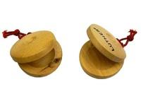 Lutner G10-2 Деревянные кастаньеты