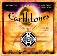 KERLY KQXA-1356 Earthtones Phosphor Bronze Tempered струны для акустической гитары