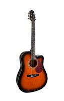 Naranda DG120CBS Акустическая гитара с вырезом