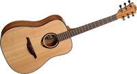LAG T80D - Акустическая гитара шестиструнная