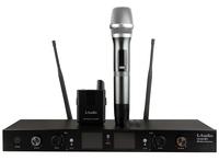 LAudio LS-Q3-MH Радиосистема с ручным и головным передатчиком