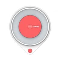 LDNIO AW001 Беспроводное ЗУ Qi/ Вход: 5V,9V-2A,12V-1.5 A/ Выход: 10W/ LED подсветка/ White&Red