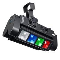 Big Dipper LM30 Моторизированный мини-прожектор смены цвета (колорчэнджер), 8*3Вт