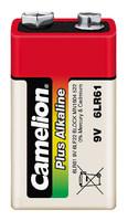 Camelion 6LR61/1SH Plus Alkaline Батарейка
