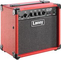 LANEY LX15B RED басовый комбо 15 Вт