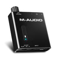 M-Audio Bass Traveler Аудио-преобразователь