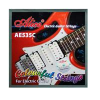 Alice AE535C Комплект струн для электрогитары, никель, 9-42