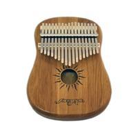 Мозеръ KMT-3 Требл Guitar Калимба резонаторная, 17 язычков, дуб