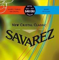 Savarez 540CRJ New Cristal Classic Струны для классической гитары