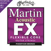 Martin MFX775 Струны для акустической гитары