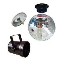 American DJ MBS-300 mirrorballset 30 cветовой комплект
