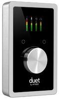Apogee Duet IOS-MAC USB-интерфейс 24 бит/192 кГц