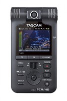 TASCAM DR-V1HD Линейный PCM/HD видео рекордер