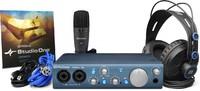 PreSonus AudioBox iTwo Studio Комплект для звукозаписи