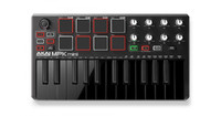 AKAI MPK MINI 2 BLACK USB Миди клавиатура