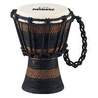 "Nino Percussion NINO-ADJ3-XXS Earth Rhythm Джембе 4,5"", махагони, натуральная кожа"