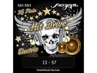 Мозеръ NH-MH Hit Drive Комплект струн для электрогитары, 13-57