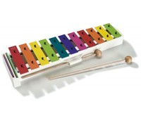 Sonor 27803101 Orff Boomwhackers BWG Глокеншпиль, сопрано