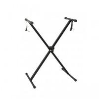 Foix Q-1X Стойка для клавишных инструментов, одинарная X
