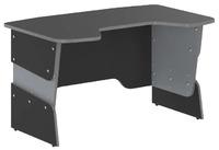 Skyland SKILL STG 1385 Антрацит/Металлик Игровой стол (1360 x 850 x 750 мм, ЛДСП)