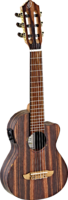 Ortega RGL5EB-CE Timber Series Гитарлеле 6-струнный со звукоснимателем, с вырезом