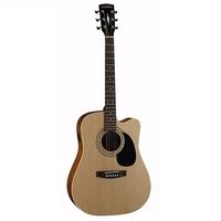 Parkwood W84CB-OP Электро-акустическая гитара, с вырезом