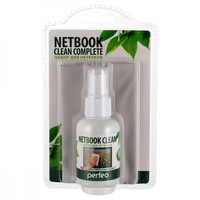 "Набор Perfeo спрей ""Netbook Clean"" 50мл. + ""Microfiber Slim"" 18х18см PF-S+T/MFSL"