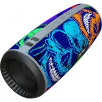PERFEO, Bluetooth-колонка, «SKULLS» граффити черепа
