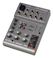 Phonic AM 55 Микшерный пульт 5-и канальный