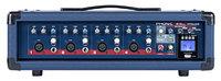 Phonic POWERPOD 415RW Активный 4-канальный микшерный пульт