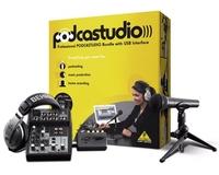 Behringer PODCASTUDIO USB Набор для цифровой звукозаписи