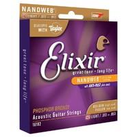 Elixir 16182 Струны для акустической гитары 13-53